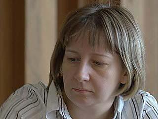 Ольга Михайловна Стяжкина